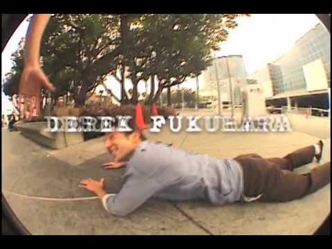 Derek Fukuhara Pro Part Teaser 2