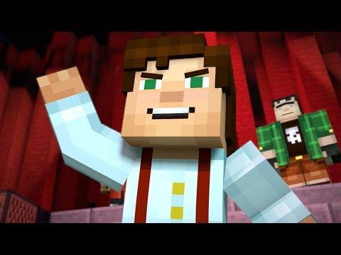Minecraft: Story Mode - The Plan - Season 2 - Episode 5 (21)