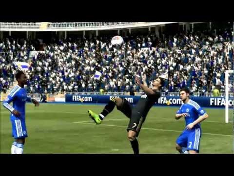 FIFA 12 | Cristiano Ronaldo Skills and Goals Vol. 2