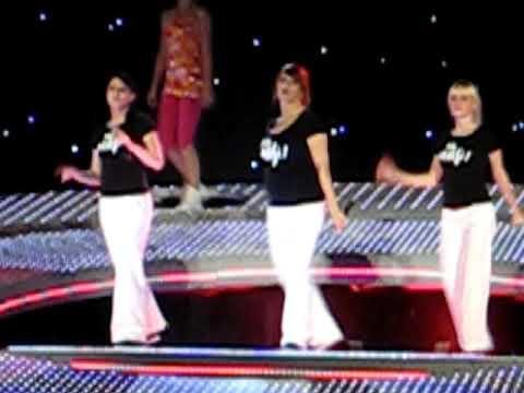 Lollipopland - K3 Show 07/11/09 (Live)