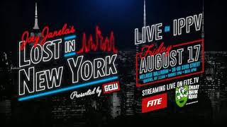 nL Not So Live - Joey Janela's Lost in New York COMMENTARY!