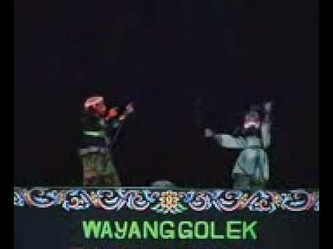 Wayang Golek(asep Sunandar) Lucu Banget video