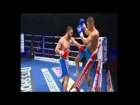 Serbe vs Albaner ( SERB VS ALBANIAN ) K1 Kick Boxing