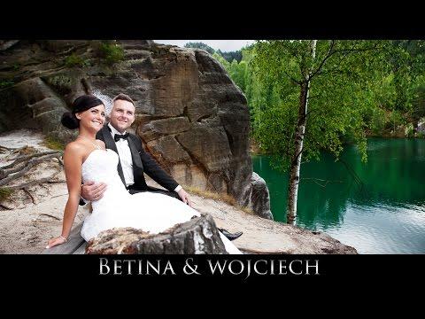 █▬█ █ ▀█▀ Betina & Wojciech - Teledysk - Casamento Sieroty - Zespół Forte Www.art-foto-video.pl