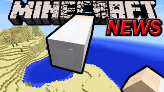 Minecraft 1.9 News: Dual Wielding Shortcut Key, Invisible Off-Hand, Floating Double Maps, Buggy Arm