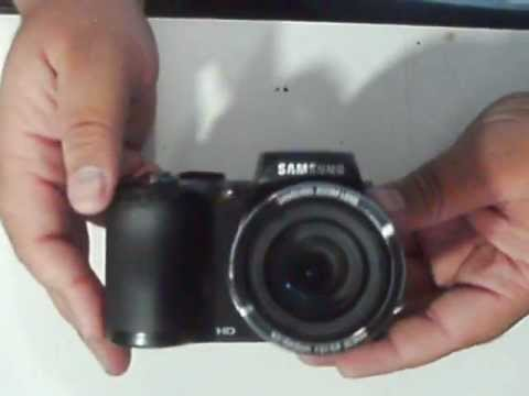 Unboxing Camera Fotografica Samsung WB100