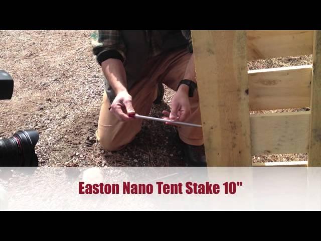 Easton Stake Demo - Part 2
