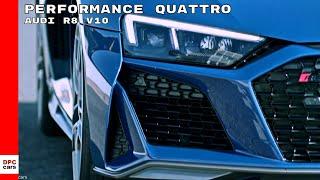 2019 Audi R8 V10 Performance Quattro