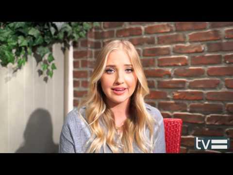 Veronica Dunne Interview - K.C. Undercover (Disney Channel)