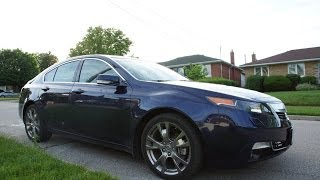 2013 Acura TL Elite SH-AWD Review