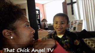 Download Teaching my 4 year son SEX ED and other things I love​​​ | That Chick Angel TV​​​ 3Gp Mp4