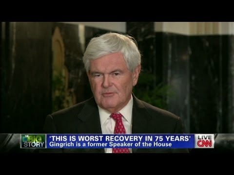 Newt Gingrich on Paul Ryan and Mitt Romney