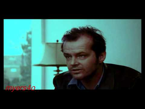 Jack Nicholson | One Flew Over the Cuckoo's Nest (1975) Music Video Tribute
