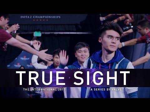 True Sight : The International 2017 Finals