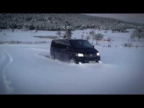 Transporter T5 (Caravella) 4Motion Show