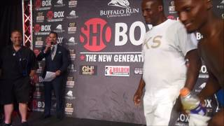 ShoBox weigh in