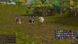 Lineage2 Infinite Odyssey Exping