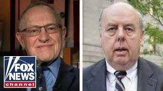 Alan Dershowitz on the resignation of Trump's lead attorney