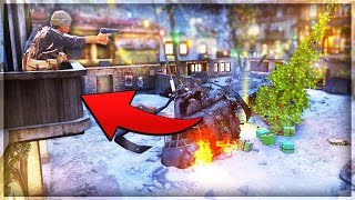 10 WINTER CRASH GLITCHES ! - Modern Warfare Remastered