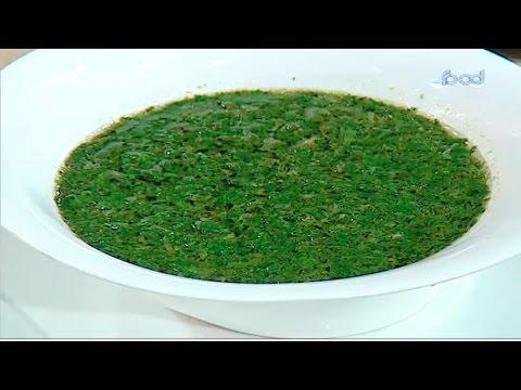 ملوخيه خضراء الشيف #غاده_مصطفي من برنامج #البلدى_يوكل #فوود