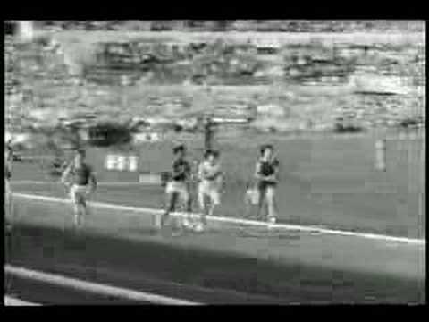 1960 Rome Olympics - Women's 100m Dash