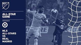 Highlights: MLS-All Stars vs Real Madrid