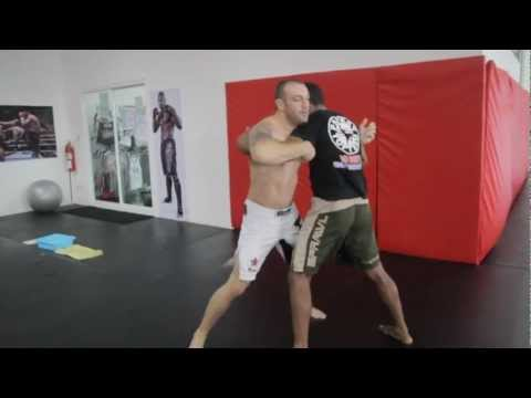 Sambo Technique - Pummel To Takedown & Neck Crank - With Silviu Vulc Image 1