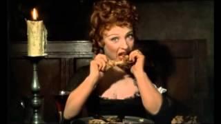(La cena)  Tom Jones -Tony Richardson.1963