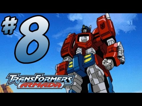 Let's Play Transformers! (PS2) Playthrough Part 8 - All Aboard The Starship!