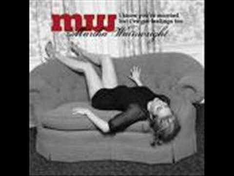 martha wainwright - bleeding all over you