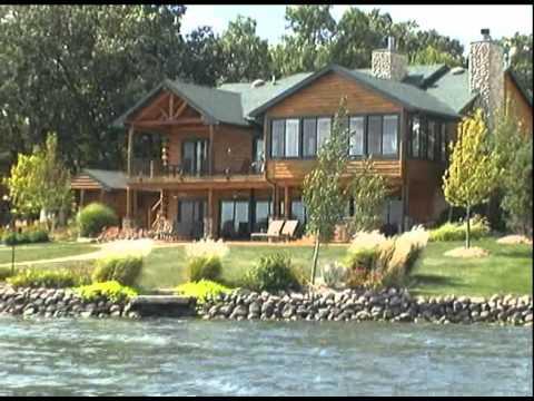 Denton Homes Custom Lake Home Three