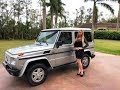 1990 Mercedes-Benz Puch 300GE, 5 Speed, for sale by Autohaus of Naples, 239-263-8500