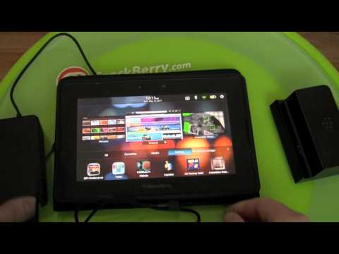 BlackBerry PlayBook Chargers Compared