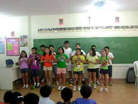 Prcs Nutrition Month 2010 Grade 5 Jingle Contest video