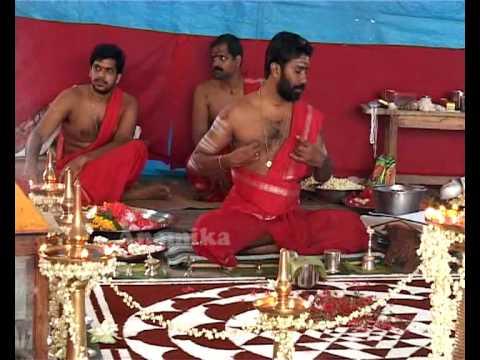 Kodunthirapully Agraharam Sri Chakra Pooja 2009