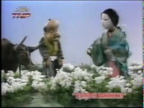 El Comerciante y La Bruja de la Montaña-Teatro de Marionetas (1993)