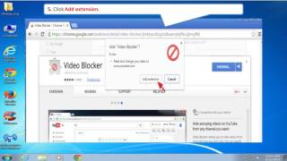 How to Block YouTube Channels in Chrome