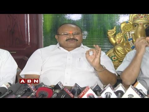 AP BJP Chief Kanna Laxminarayana LIVE | ABN LIVE