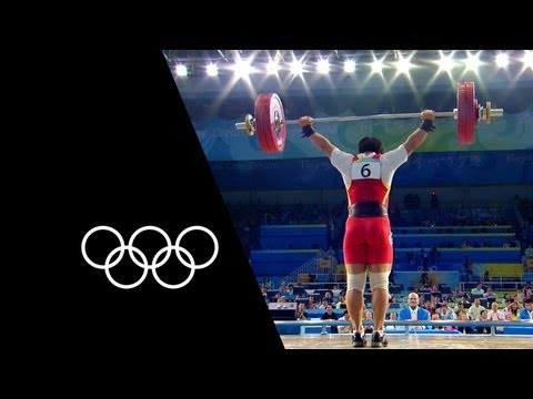 Liu Chunhong - 3 Weightlifting World Records | Olympic Records Image 1