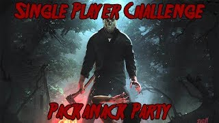 Friday The 13th Game Single Player Challenge Packanack Party All Objectives Part5