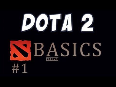 DOTA 2 Basics by Yogscast