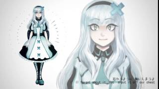 【UTAU voicebank release】CRINA_sweet / Loveless【character set】