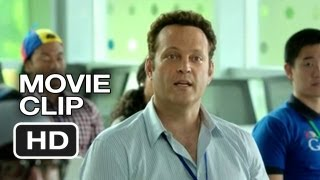 The Internship Movie CLIP - Red Paddle, Green Paddle (2013) - Vince Vaughn Comedy HD