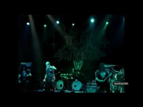Dark Funeral - (Encore) Hail Murder (Short Clip) Live In Athens,Greece @ Fuzz Club 07/01/2012