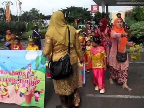 Karnaval Hari Kartini Tk Islam Baitul Huda Dan Anak Anak Mpa video