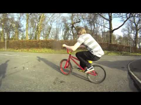 Gopro BMX: First edit