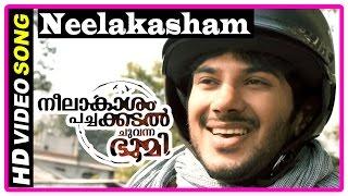 Neelakasham Pachakadal Chuvanna Bhoomi - Neelakasham Pachakadal Chuvanna Bhoomi Malayalam Movie | Neelakasham Song| HD