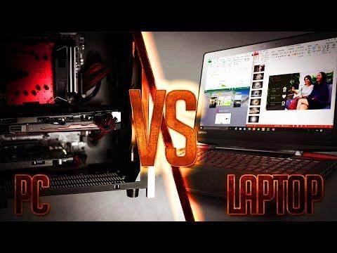 Komputer Stacjonarny Czy Laptop? Test Wydajności W Grach!