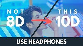 ONG SEONG WU - HEART SIGN (10D Audio)