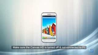 How to Install Micromax Canvas HD Jelly Bean 4.2 Update
